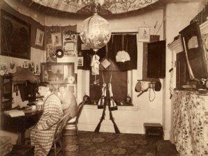 1940 dorm room