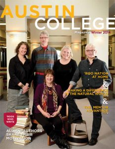Austin College Magazine - Winter 2014