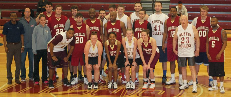 Alumni Basketball