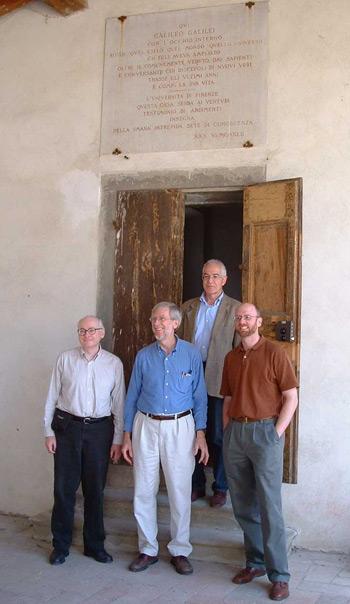 Arcetri, Italy - 2004