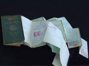 Henry Bucher Passport