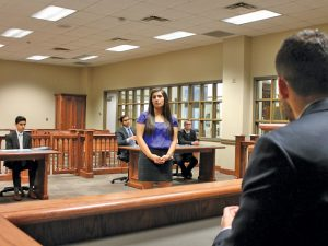 A New Courtroom Drama
