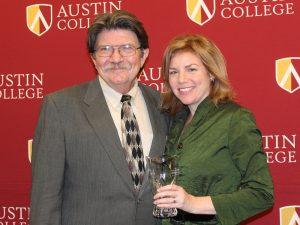 Dan Breazeale & Dr. Marjorie Hass