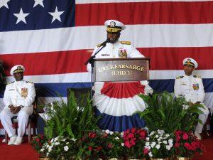 Captain Dorian F. Jones