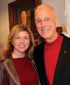 Dr. Marjorie Hass & Dr. Oscar Page