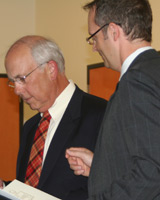 John Andersen & David Baker