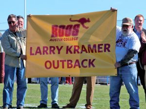 Larry Kramer Outback