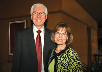 Mike & Janet Imhoff