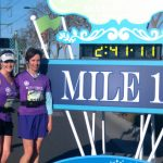 Tinkerbell Mile Marker