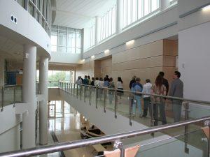 IDEA Center Atrium