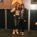 Samantha Sands and Ximena