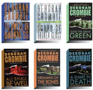 Deborah Crombie Books