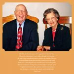 "Edith ""Deedy"" (Hawkins) and the late Reverend Walter Bennett"
