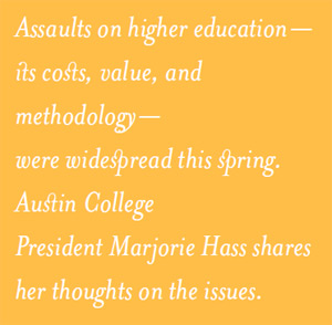 Marjorie Hass Quote