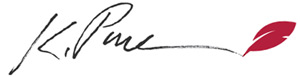 Kim Powers Signature