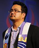 Rev. Bruce Reyes-Chow