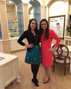 Dr. Olivia Carleo Eklund & Dr. Anita Carleo Jones