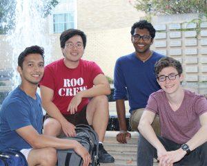 Four Roommates