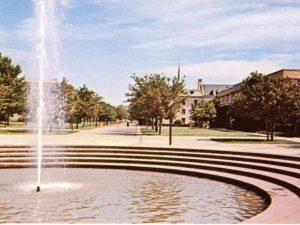 Jonnson Fountain 1972