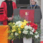 David Corrigan, Dr. Marjorie Hass