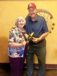 Bert and Joyce Schmalstieg Bronaugh