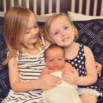 Lillian, Anna, and Eli Benjamin Henry