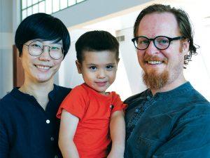 Kurt Esslinger Family