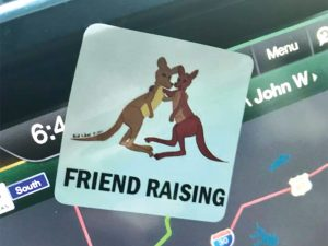 Friend Raising