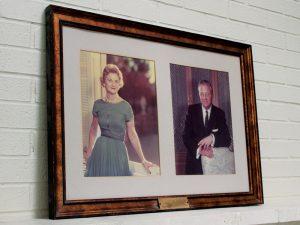 Robert & Mae Wood portraits