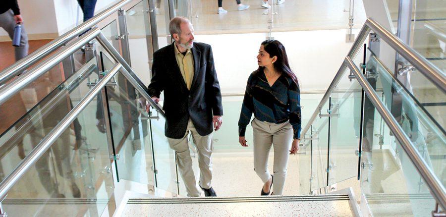 George Diggs & Saritha Bangara
