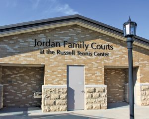 Jordan Family Courts at Russell Tennis Center