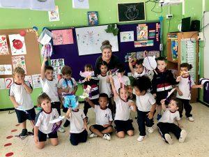 Audrey Rose class