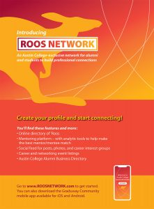 Roos Network ad
